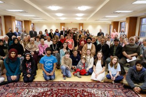 Children of Abraham forum at St.Simon's